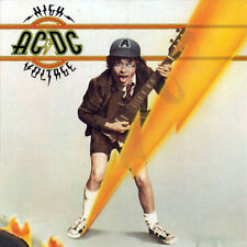 AC/DC High Voltage CD BRAND NEW Remastered (1976 Album)