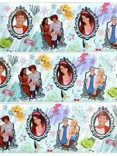 High School Musical Hsm Scribbles Border Bed Room New