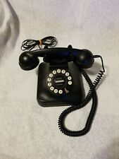 Black Grand Phone Telephone Flash Redial PF Products Landline Desk Phone