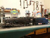 """Lionel Postwar 2056 Hudson 4-6-4 ,""""1952"""" & 6466WX tender serviced & ready  ! ! !"""
