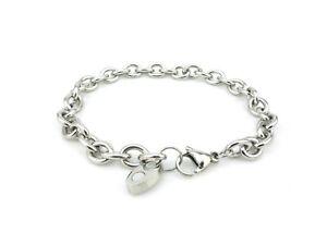 Jungbrunn 1643 Bracelet Stainless Steel Silver Uni Polished 419 magnetix Tcm