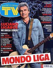 Sorrisi 2014 36.Luciano Ligabue,Ralph Fiennes & Tilda Swinton,Flavio Insinna,jjj