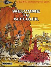 Valerian: Welcome to Alflolol by Christin/Mezieres (1983, Dargaud) pb  NM/MT