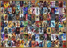 Marvel All Characters Comics Home Wall Decor Jigsaw Puzzle 1000 piece puzzles