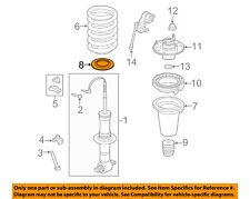 GM OEM Front-Lower Spring Insulator 20841899