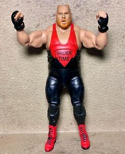 WWE MATTEL ELITE SERIES 31 BIG VAN VADER WRESTLING FIGURE WCW WWF