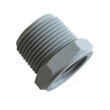 Tefen Fitting Pipe Bushing 1/4in. NPT x 1/8in. NPT 10 Pack