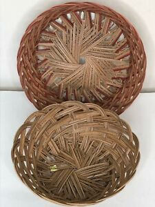 Vintage Baskets Boho Wall Decor Catch all Planters Philippines