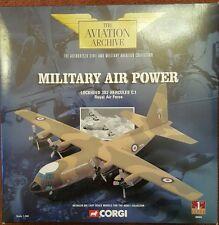 Corgi aviación militar aire powerlockheed 382 Hercules C.1 Royal Air Force 48403