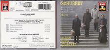 Schubert, Alban Berg Quartett -Streichquartett No. 15- CD EMI Records