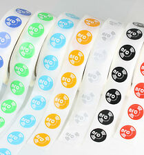 14 X NFC Tags NTAG213 Chip coloured Stickers – Samsung Android Nokia Windows