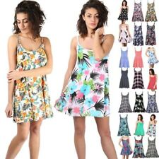 Strappy Floral Plus Size Dresses for Women