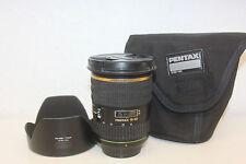 Pentax Objectif SMC PENTAX DA étoile 16-50 mm f/2.8 acceptant 1 An Garantie