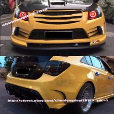PP Front+Rear Bumper Bodykit Snap Type For Chevrolet Cruze 2009-2014 Auto Refit