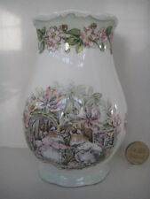 Royal Doulton Brambly Hedge Estate stagioni piccole dimensioni Gainsborough vaso di fiori