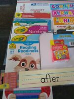 Kindergarten: Homeschool Curriculum Box for the entire year