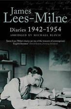 Diaries 1942-1954 James Lees-Milne 2006 First John Murray UK HBK edition DW