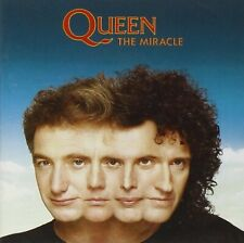 Queen The Miracle Banner Huge 4X4 Ft Tapestry Fabric Poster Flag Print album art