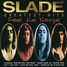 Slade - Feel The Noize - 21 Greatest Hits / Best Of - Coz I Luv You CD Neu & OVP