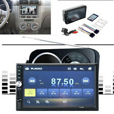 "7""2 Din HD Car Stereo FM Radio MP5 Audio Car Video Player+Reverse Backup Camera"