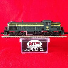 42302 Atlas N Scale RSD 4/5 Jersey Central NIB