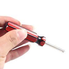 2X Ventil Einsatz Kern Werkzeug Ausdreher Schraubendreher Reparatur SPK I6P8