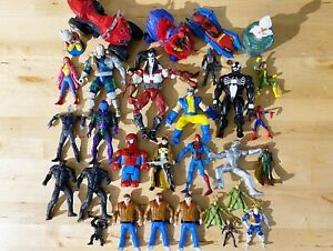 Marvel Mixed Action Figure Lot