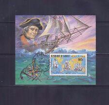 Bloc-feuillet Navigation/Exploration - DJIBOUTI - 1981 - neuf** TBE