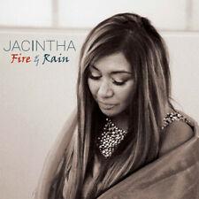 Jacintha - Fire & Rain / SACD (Stereo)