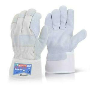 Click2000 Canadian Chrome High Quality Glove Ref CANCHQ 1 PAIR SIZE 10