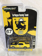 Greenlight 1/64 1967 Ford Terlingua Mustang #67 Jerry Titus & Ken Miles 29876
