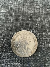 More details for king william 3rd silver crown 1696 octavo