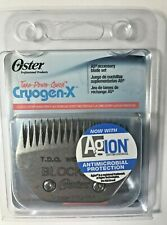 Oster Pro Cryogen-X A5 Clipper Series TDQ Wide Blade Blocking 78916-536