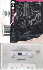 DEEP PURPLE  Deep Purple   RARE  CASSETTE    HEAVY