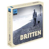 Benjamin Britten : The Very Best of Britten CD 3 discs (2013) ***NEW***