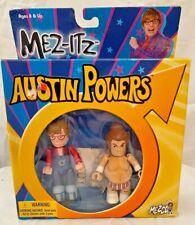 Mezco Austin Powers Mez-itz Austin Powers And Fat Bastard Collectables