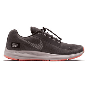 Nike Zoom Winflo 5 Run Shield AO1573-200 Rose Mauve Grey Women's Running Shoes