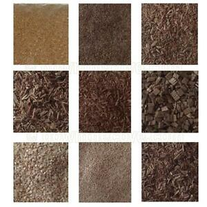 Wood Smoking Chips - Wood Dust for Smoking Food - Smoker Oven Wood - 8 Flavours