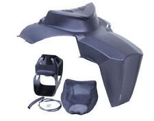 Skinz Protective Gear Comp Lightwt Hood, Air Intake Headlight Delete Kit