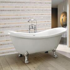 Deluxe Fama Freistehende Badewanne Nostalgie Acrylwanne Wanne Antik Bad Dusche