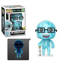 Funko - Pop Animation: Rick & Morty S6: Dr. Xenon Bloom Brand New In Box