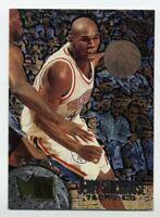 1995-96 Fleer Metal JERRY STACKHOUSE Rookie Card RC #179 Philadelphia 76ers UNC