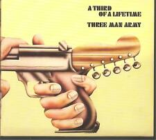 "THREE MAN ARMY ""A Third Of A Lifetime"" Digi CD 2007 Repertoire"