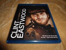 Clint Eastwood: 3-Movie Western Collection (1970, 1972, 1973) [3 Disc Blu-ray]