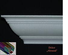 Sparpaket Stuckleiste Eckprofil Zierleiste hart Polystyrol 110x110mm DT110