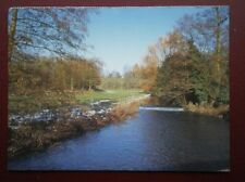POSTCARD WILTSHIRE EASTON GREY - LOVELY VIEW ALONG THE RIVER