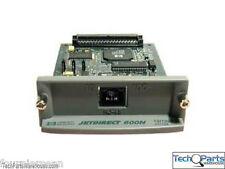 HP JETDIRECT NETWORK PRINT SERVER LASERJET LJ 4200 4200N 4200T N T WARRANTY F5