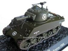 M4A3 SHERMAN 756TH TANK 5TH ARMY FRANCE 1945 MINT BOXED MODEL <*> AA**