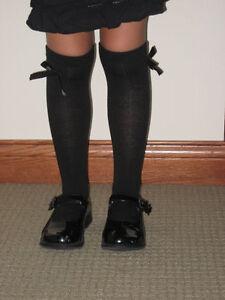 New Knee High Socks Leggings Girls NWT Cotton Over the Knee Length One Size