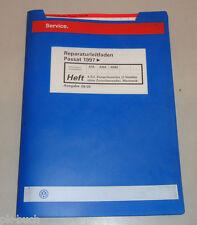 Werkstatthandbuch VW Passat B5 4 Zyl. Einspritzmotor 2 V. / Mechanik 09/1999